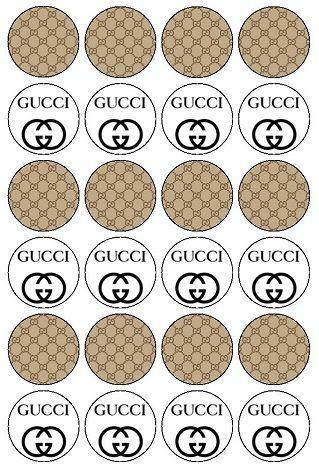Pin By Yasmin ইয়াছমিন Khatun On Cake Gucci Chanel