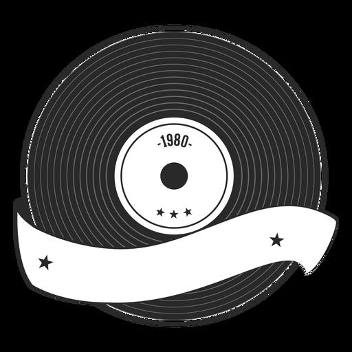 Record year vinyl silhouette AD , Affiliate, spon,