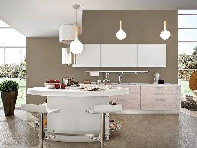 è possibile utilizzare il bianco per illuminare gli spazi, renderli ...