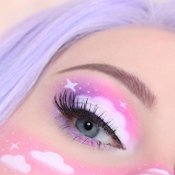 Photo of 19 Maquillajes bonitos que puedes hacer para subir a Instagram