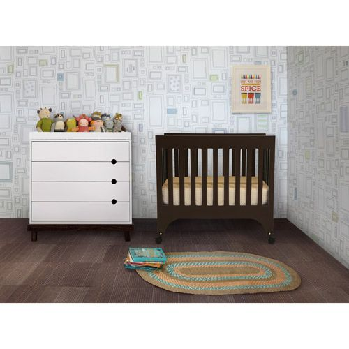Baby Mod Dylan Mini Crib Espresso Very Inexpensive