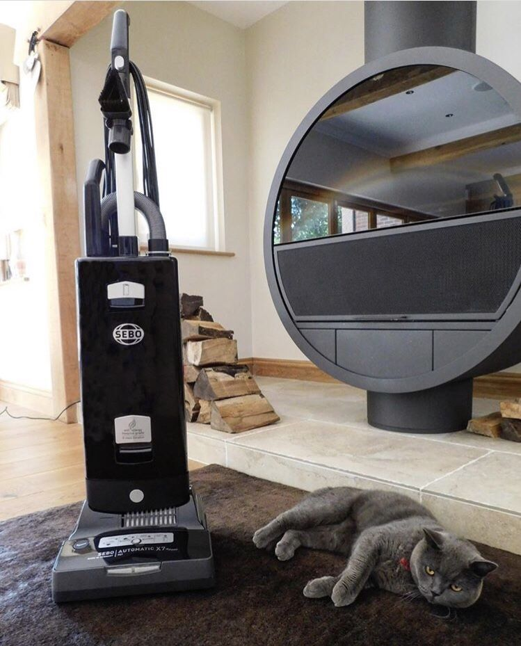 Sebo Automatic X7 Pet ePower Vacuum