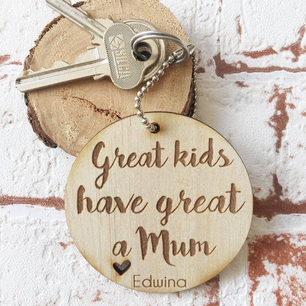 Personalised Mother of the Bride Photo Keyring Wedding Gifts Memory Mothers Day