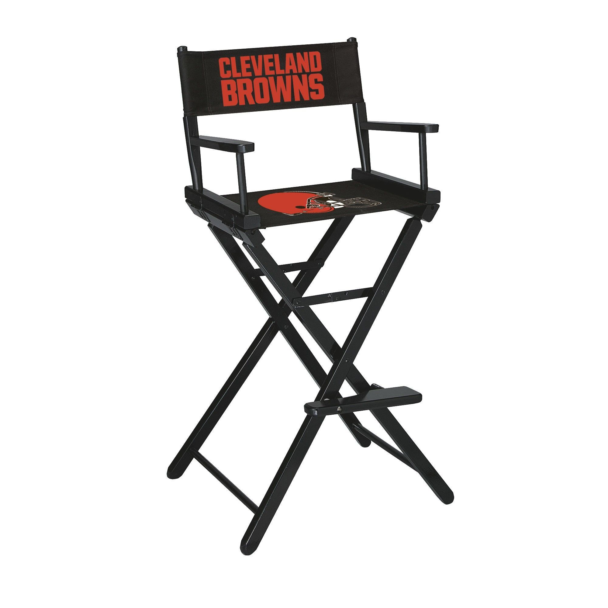 Directors Chair Bar Height Cleveland Browns