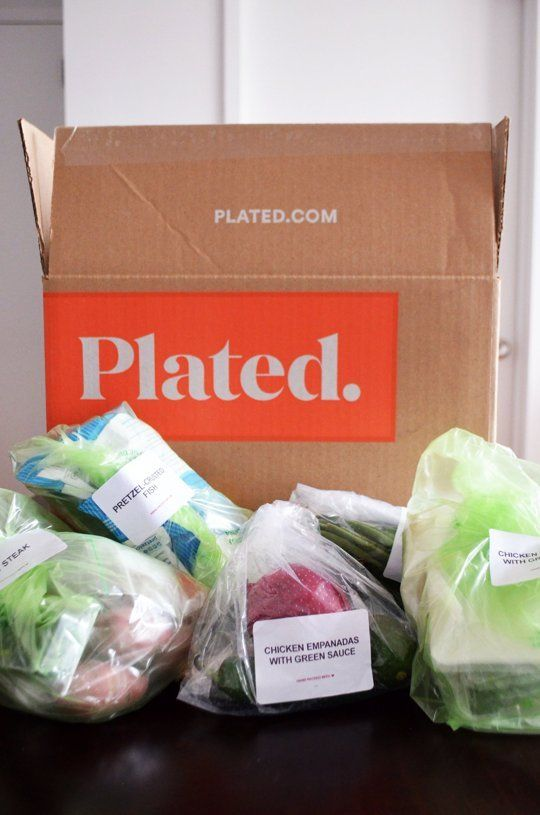 Are meal kits really more wasteful than groceries?