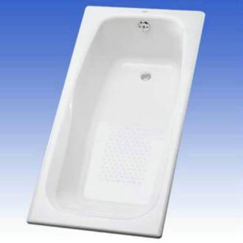 Toto Enameled Cast Iron Bathtub Fby1700p Luxurious Deep Soaking Tub Drop In Slip Resistant Surface Cast Iron Bathtub Bathtub Deep Soaking Tub