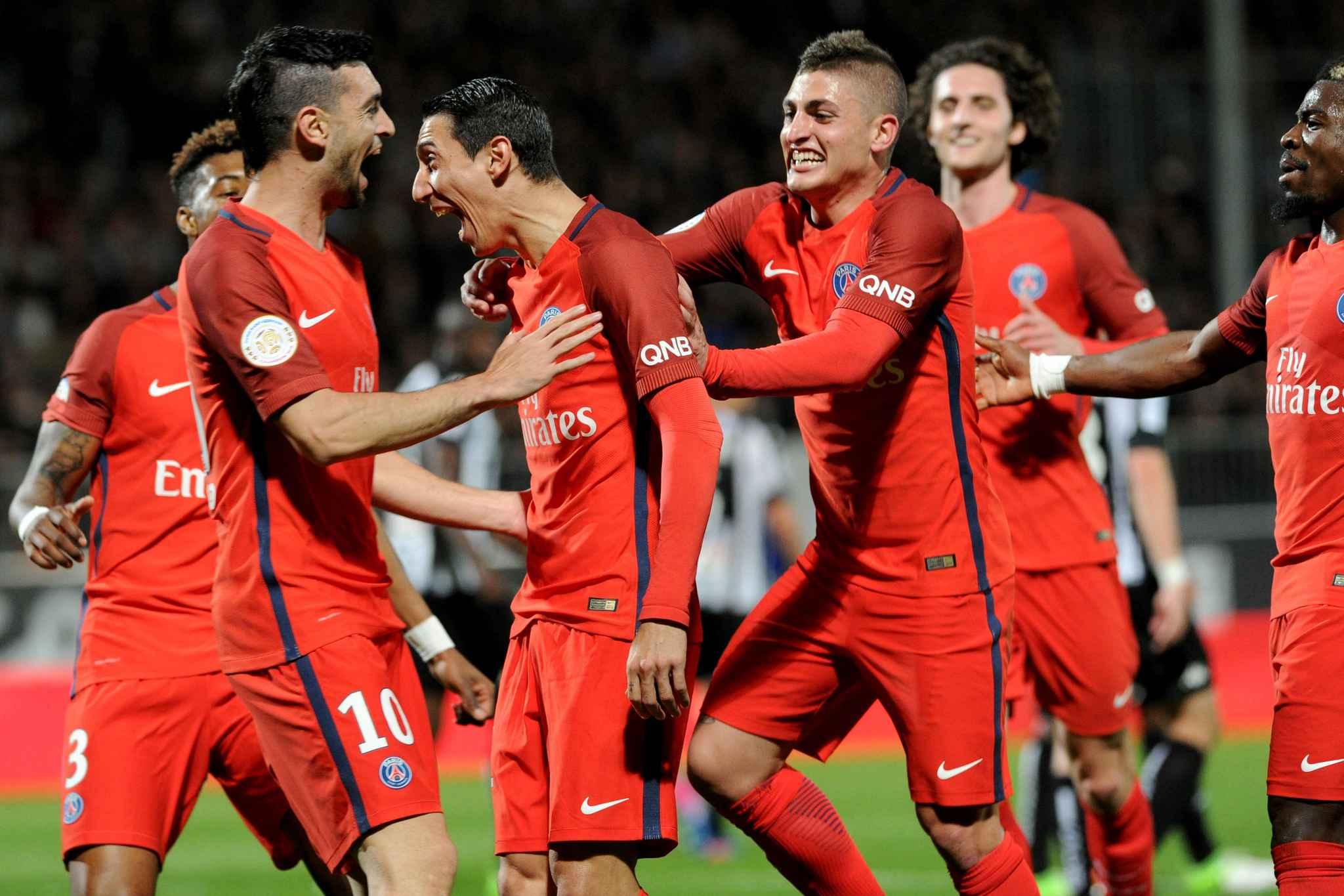 Highlights Angers vs PSG, 15 April 2017 Psg, Paris saint