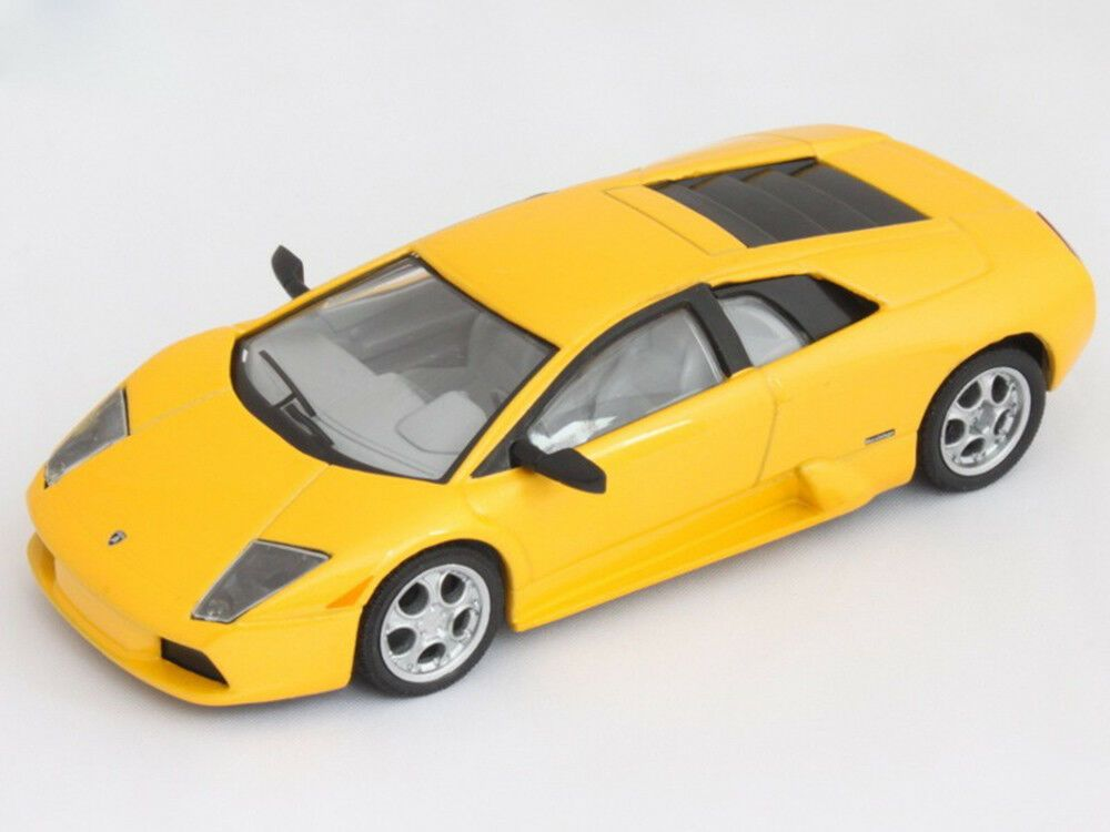 Lamborghini Murcielago Yellow 2001 Year Sports Car 1 43 Scale Collectible Model Supercars Automobililambor Lamborghini Murcielago Sports Car Super Sport Cars
