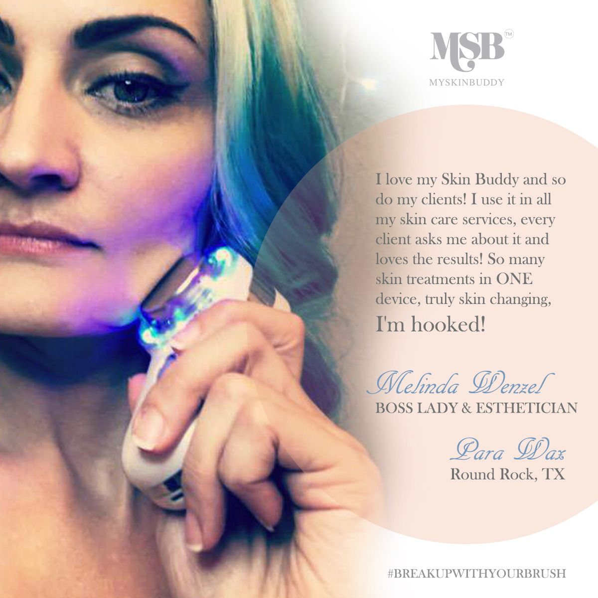 I Love My Skin Buddy And So Do My Clients I Use It In All My Skin Care Services Every Client Asks Me About It Skin Treatments Holistic Skin Care Esthetician