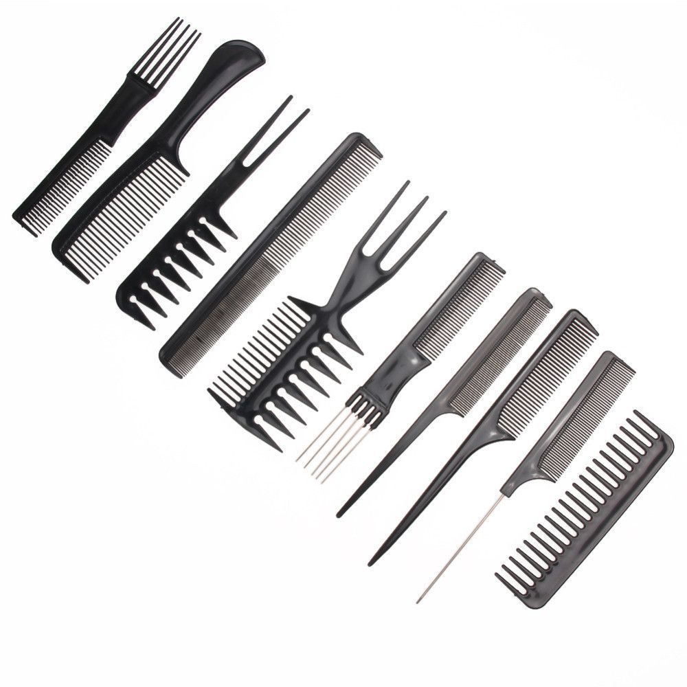 Item Specifics Brand Name Wcl Item Type Comb Size As Picture Show Material Plastic Color Black Material Plastic Professional Hairstyles Static Hair Hair Brush