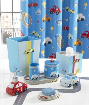 Bambini Race Track Accessories by Kassatex