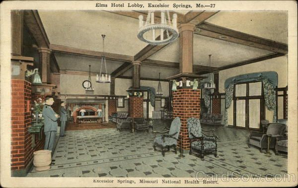 13 Best Vintage Photos Postcards Of The Elms Hotel Spa Images On Pinterest Photography And