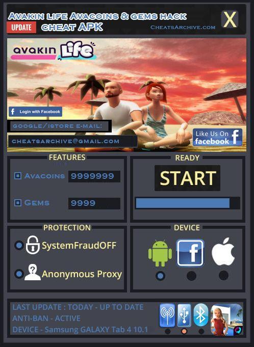 Avakin Life mod apk | Hacks in 2019 | Avakin life hack, Life
