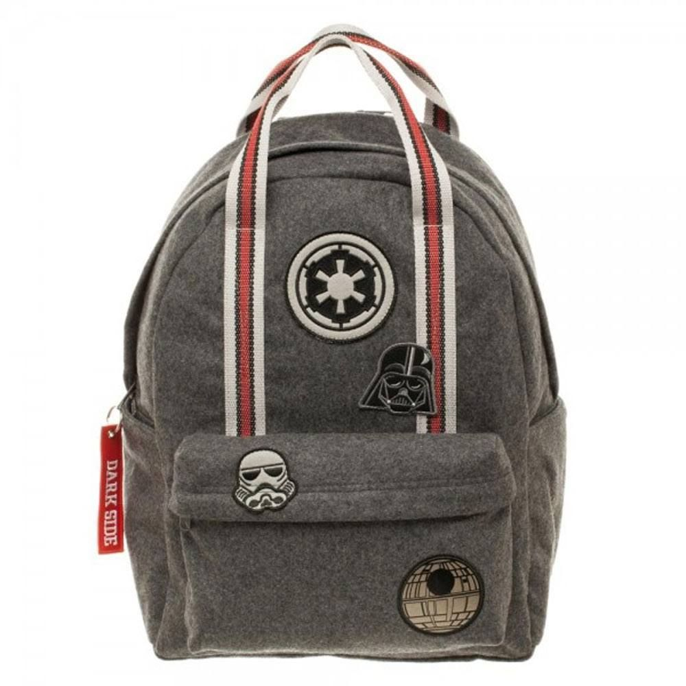 6b9ae37eb3 Bioworld  Star Wars Gray Imperial Backpack