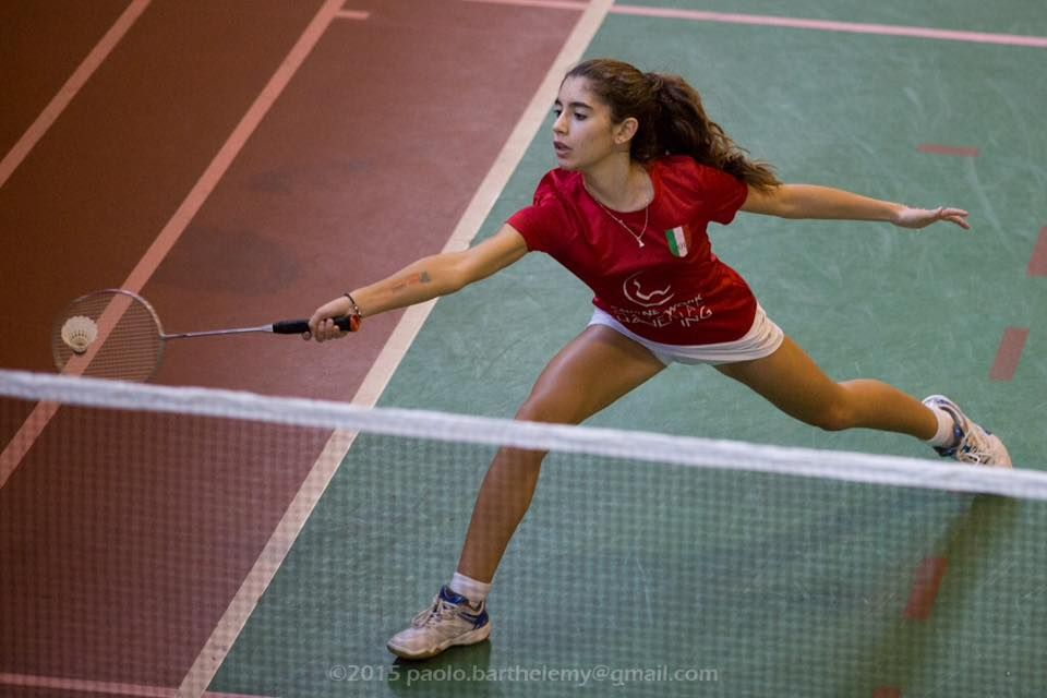 ©2015paolo.barthelemy #Badminton #Club #Milano