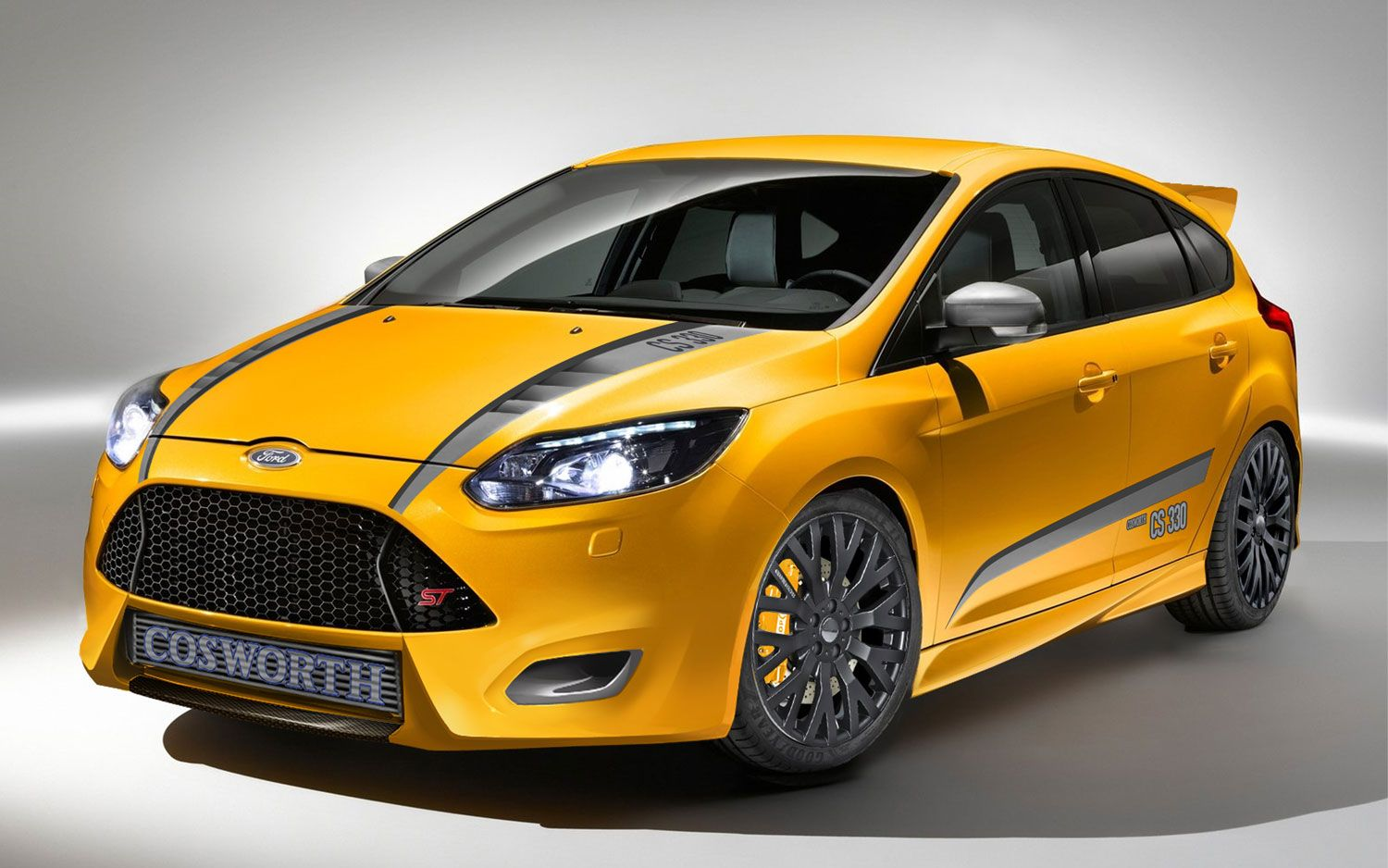 Customized 2013 Ford Focus St Show Cars Previewed Ahead Of Sema Debut Ford Focus St Ford Focus Ford Focus Rs