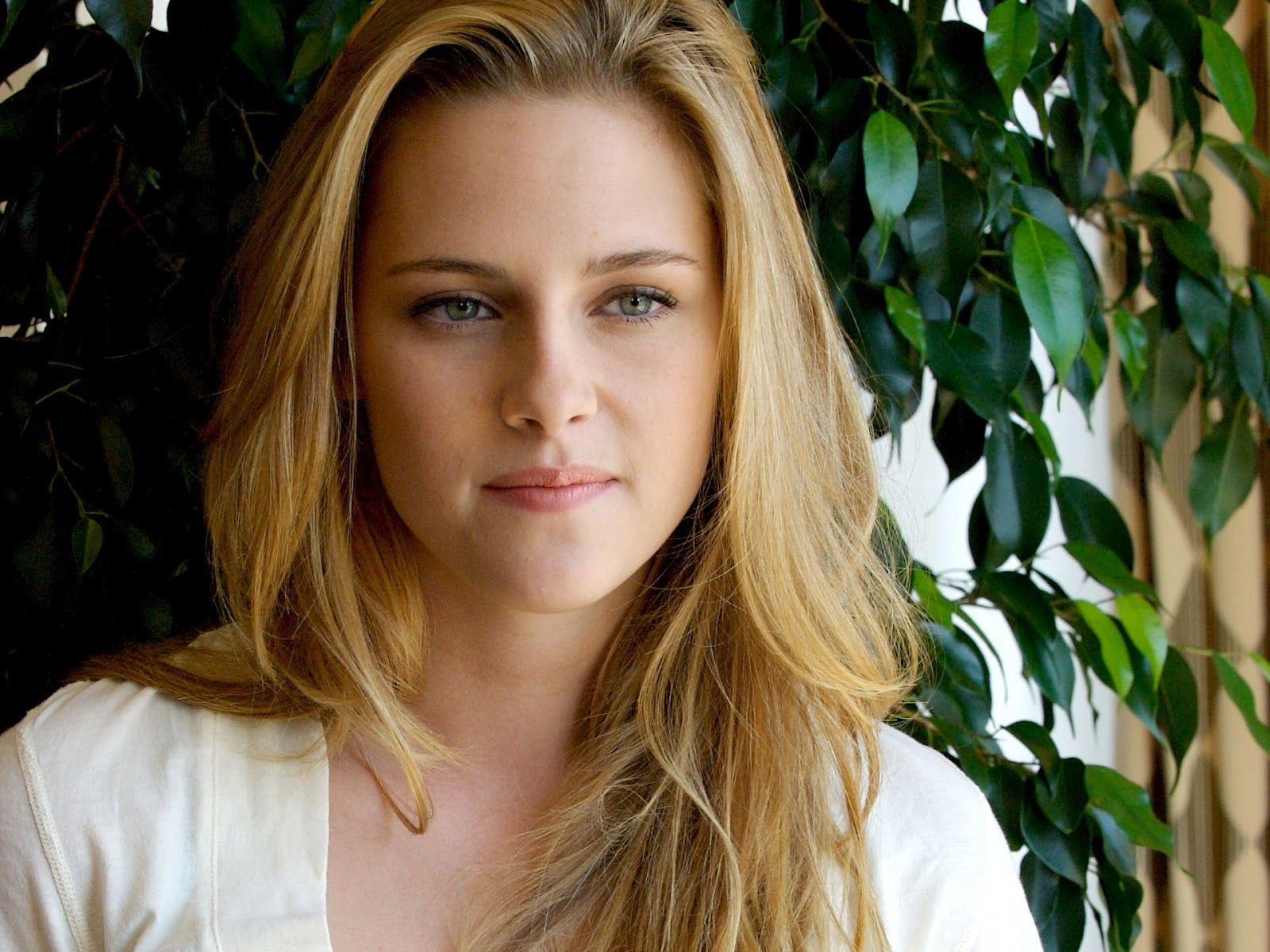 Cassie Wade  (Kristen Stewart is best to capture Cassie, especially here where she looks so real.  Again, a pretty girl-next-door face, but not painfully beautiful.  Darken her hair just a bit, and make her eyes brown.