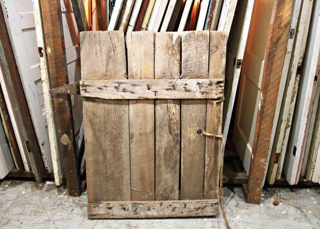 Antique Hay Loft Door from The Barn at Canton MS, see ...
