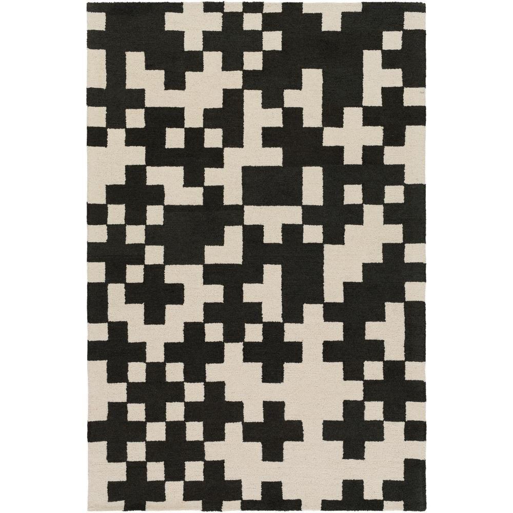 Artistic weavers hilda beatrix onyx black 2 ft x 10 ft