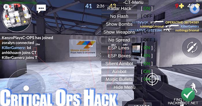 Roblox Hack Aimbots Mod Menus Wallhacks And Cheats - Critical Ops Hack Apk Get 9999999 Credits No Survey