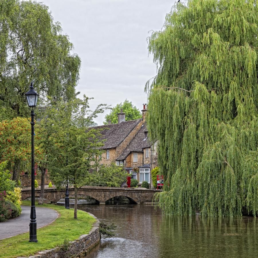 Bourton on the Water, Cotswolds, England. We stayed here for one week in 2009. Loved it.