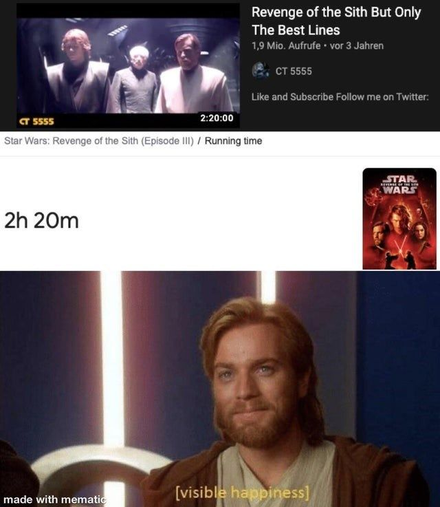 51 Star Wars Prequels Memes That Have The High Ground In 2020 Star Wars Pictures Star Wars Facts Star Wars Humor