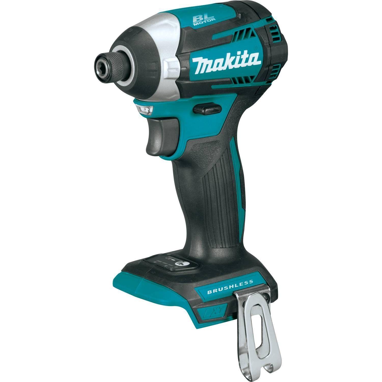 Makita XDT14Z 18V LXT LithiumIon Brushless Cordless Quick