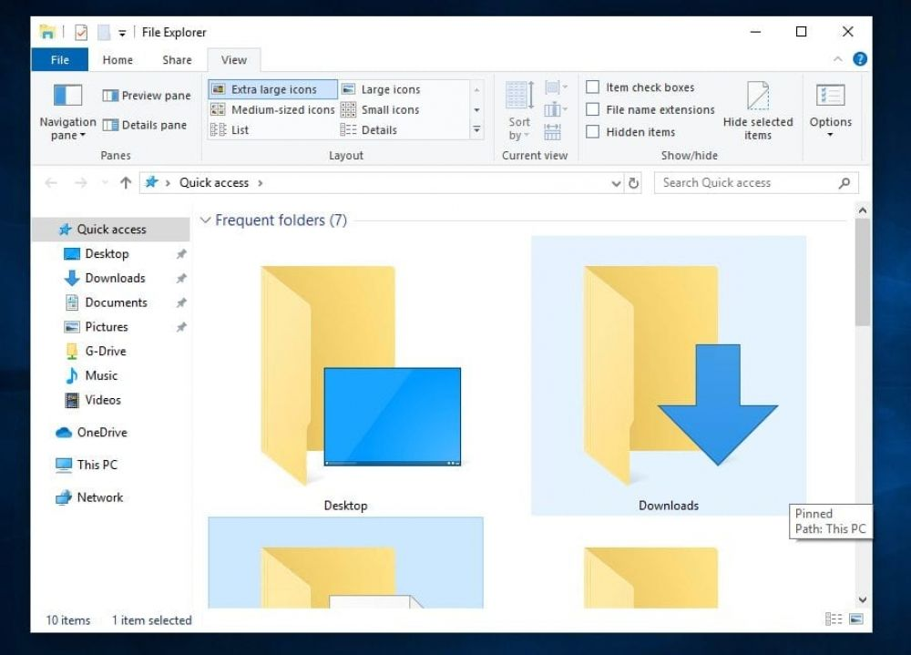 Get Help With File Explorer In Windows 10 Introduction Need To Get Help With The New File Explorer In Windows 10 You Windows 10 Windows Windows Client