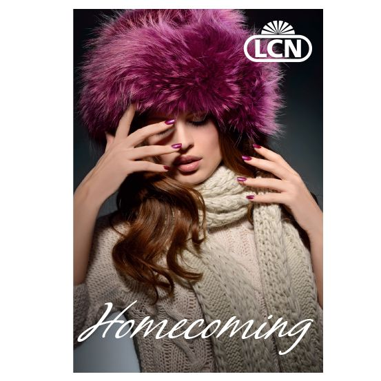 """Poster """"Homecoming"""" im LCN Shop von Wilde Cosmetics GmbH"""