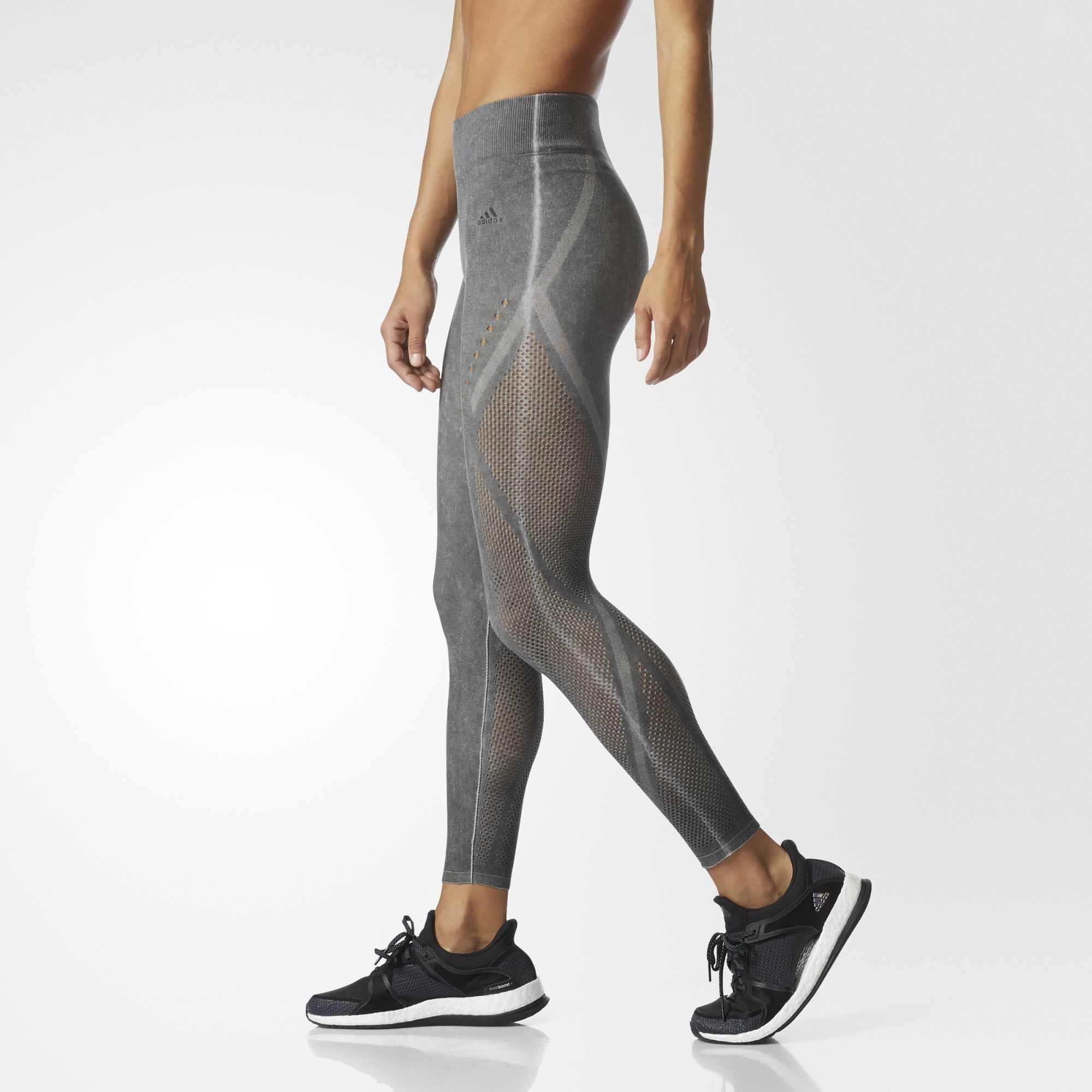 218d70eba1e7 adidas - Wanderflow warp knit Tights