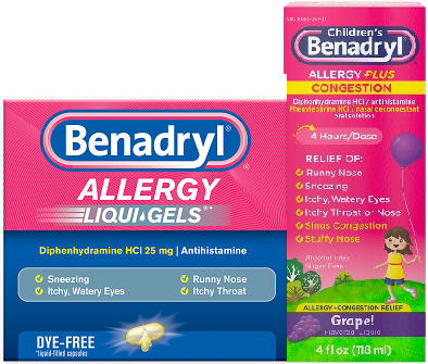 picture relating to Benadryl Printable Coupon identify Refreshing $1/1 Childrens or Grownup BENADRYL Coupon Discount coupons