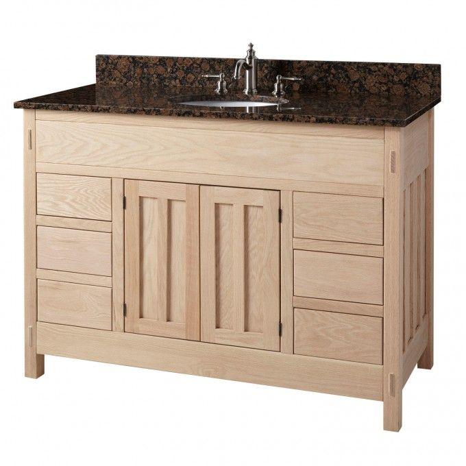 15+ Unfinished vanity cabinets for bathroom model