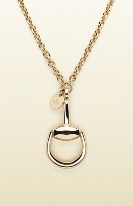 aef8102fad2 Gucci Bit Necklace