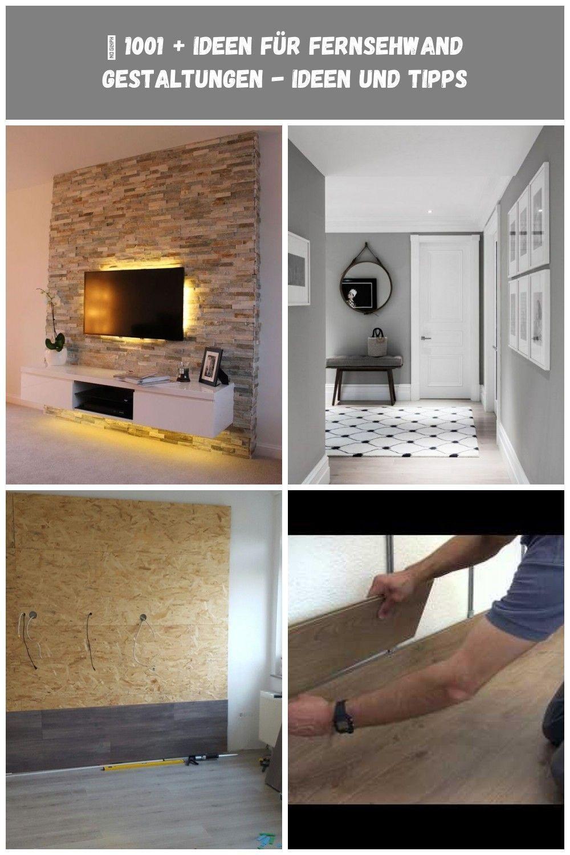 Dem Der Deze Tv Hinter Objection Wohnzimmer Ideen Wandgestaltung Wandgestaltung Walldecoration In 2020 Wandpaneele Wandgestaltung Laminat Wandgestaltung