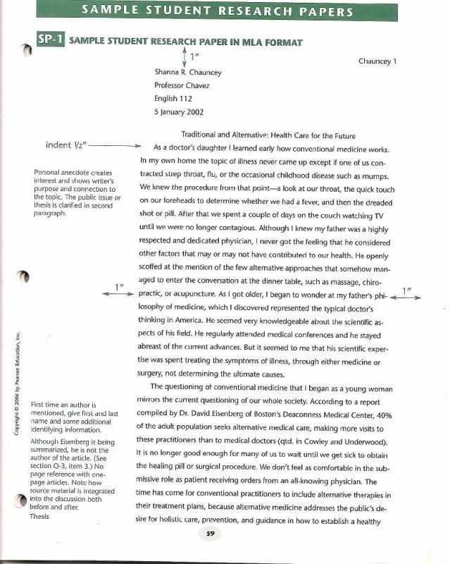 Research Paper Sample Research Paper Title Page Research Paper Research Paper Introduction
