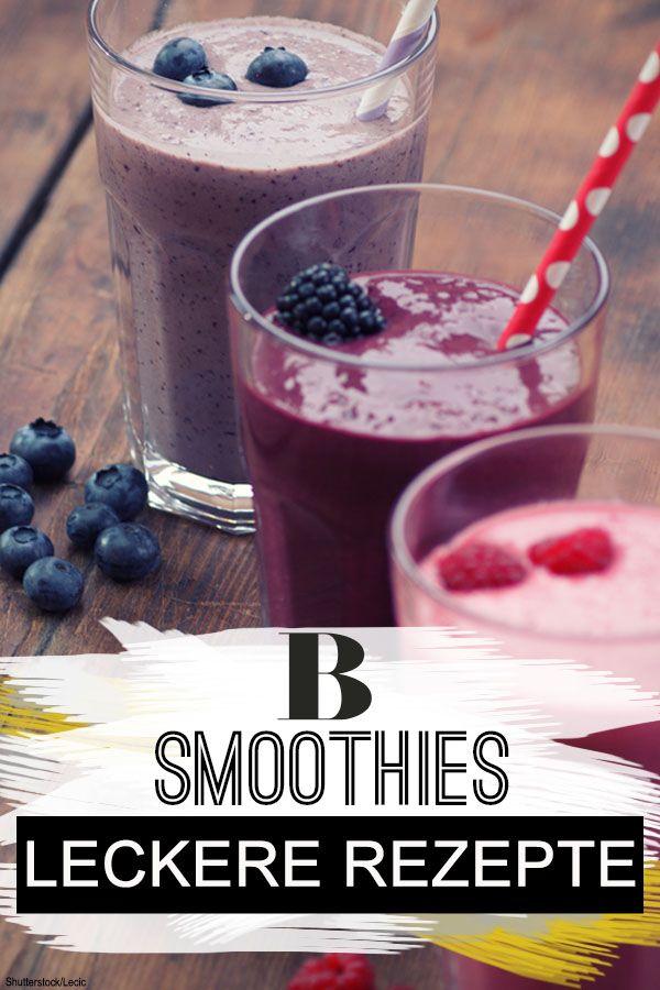 Smoothie-Rezepte – Früchte pur! #frühstückundbrunch