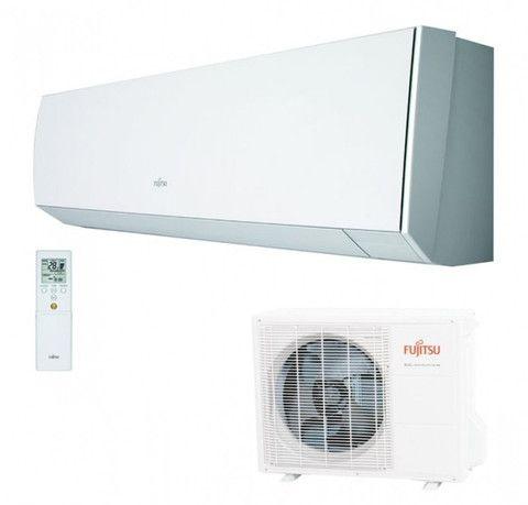 30 000 Btu 16 5 Seer Fujitsu Single Zone Mini Split Air