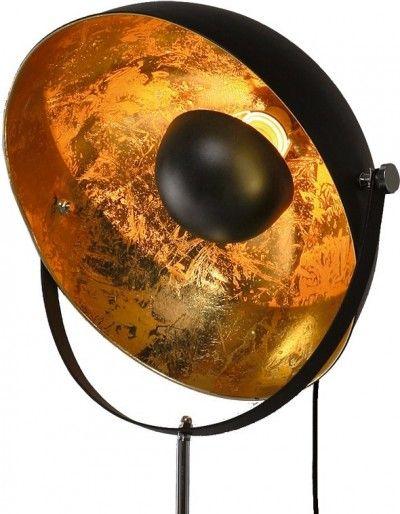 L mpara de pie industrial dottore muebles estilo - Iluminacion estilo industrial ...