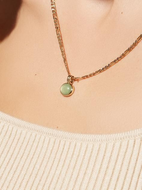 Photo of Gemstone Necklace – Meesh