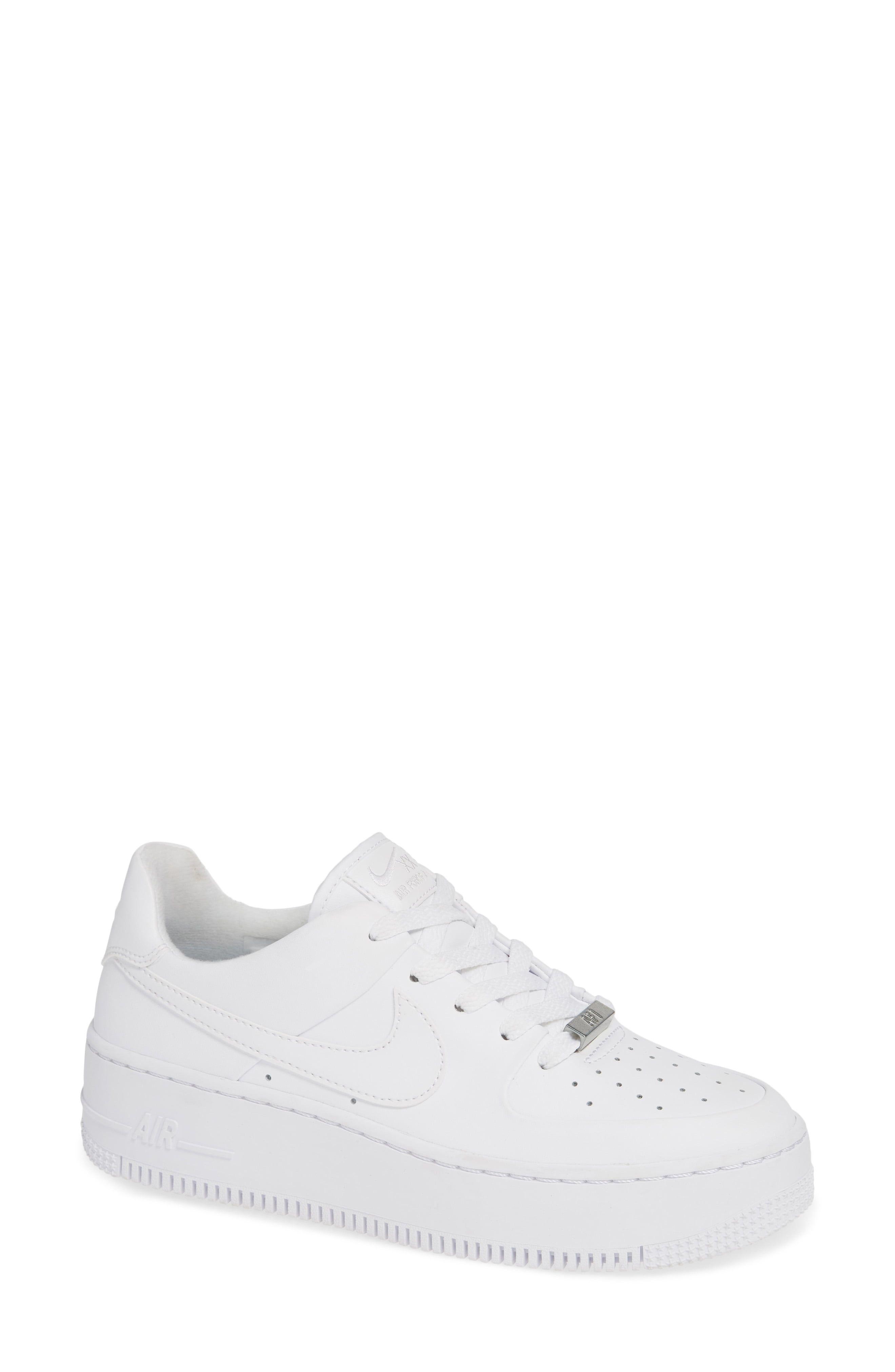 Nike Air Force 1 Sage Low Platform Sneaker (Women | Sneakers