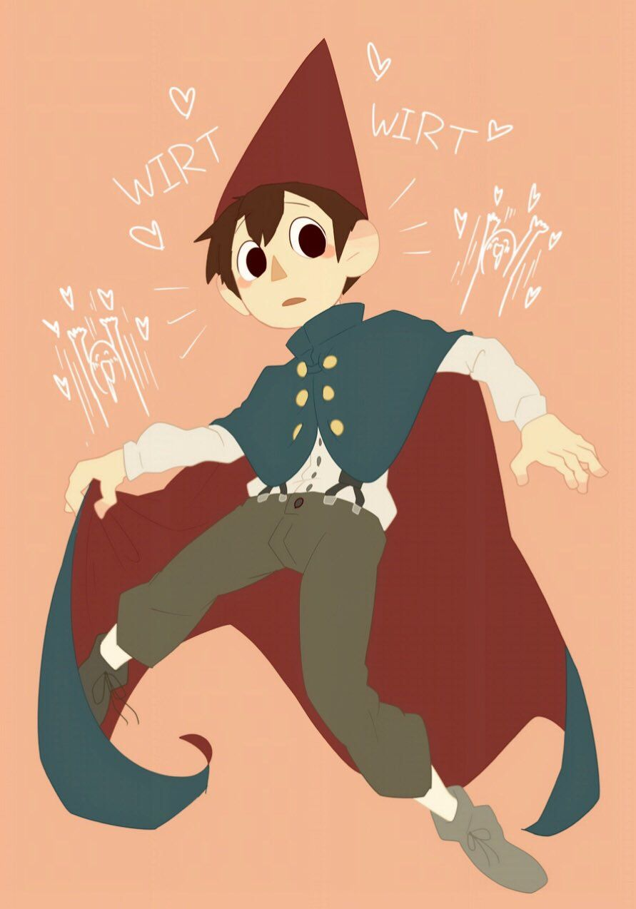 Over the garden wall art style  をみず on  Over the garden wall  Pinterest  Over the garden wall