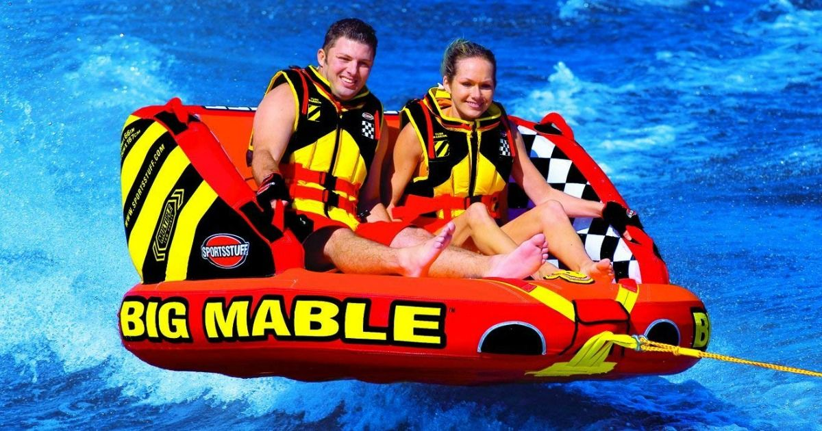 Hip2save Amazon Up To 85 Off Towable Tubes Free Shipping Save Big On Sportsstuff Towable Tubes At Amazon View More Towable Tubes Boat Tubes Boat