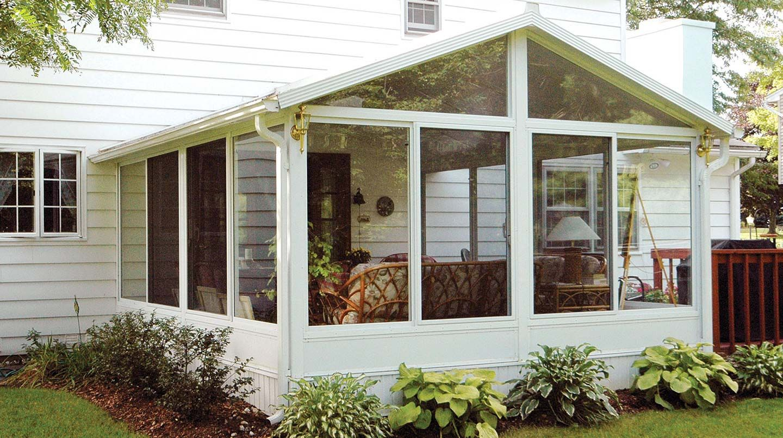 Fresh Sunroom Enclosure Ideas