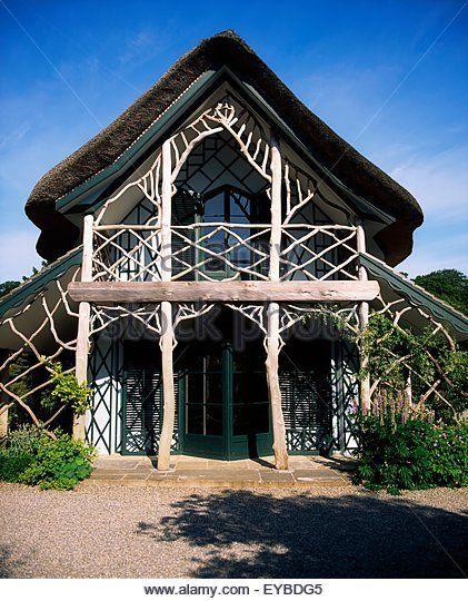 Swiss Cottage Co Tipperary Ireland 19th Century Cottage Orne Designed Eybdg5 Jpg 421 540 Cottage Swiss Cottage House Styles