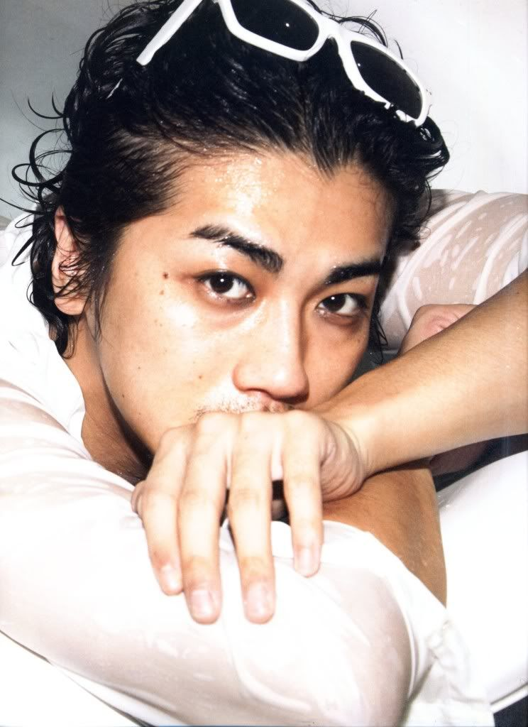 jin akanishi hey what's up