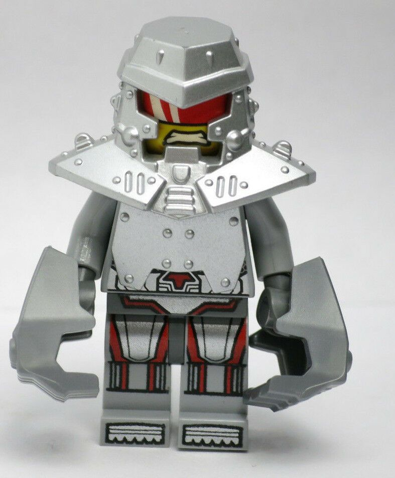Lego Tremor 70161 Ultra Agents Minifigure