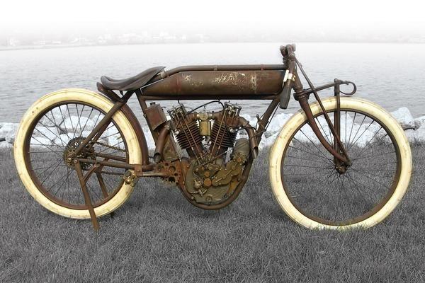 1912 Indian Board Tracker Vintage Motorcycle Art Tracker Motorcycle Indian Motorcycle