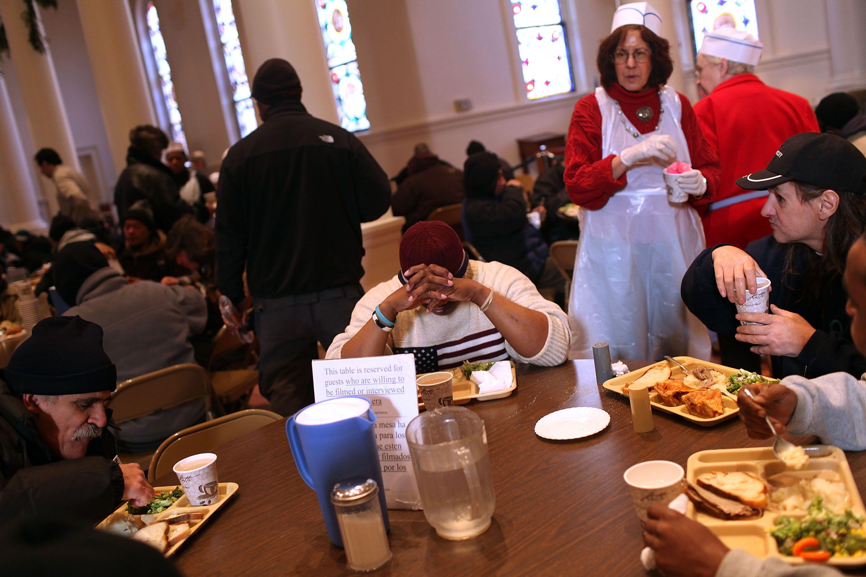 Nyc Soup Kitchen Volunteer Christmas di 2020 Kesehatan