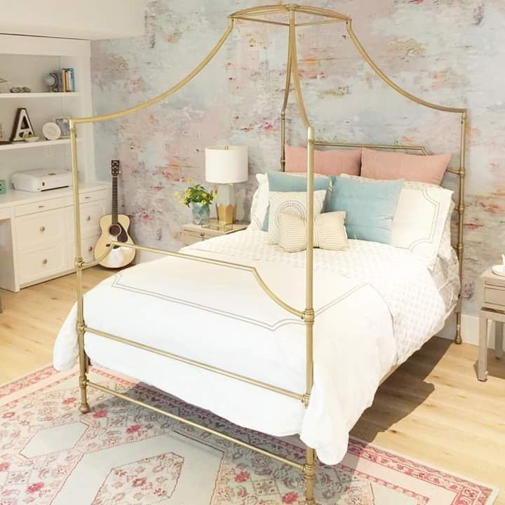 Marvelous 51 Dazzling Teenage Girl Room Decoration Ideas To Make Her Jump With Joy