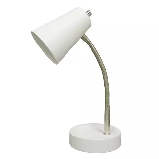 Shop Target For White Desk Lamps You Will Love At Great Low Prices Free Shipping On Orders Of 35 Or Same Day Pick Up In In 2020 Lamp Dorm Lighting White Desk Lamps